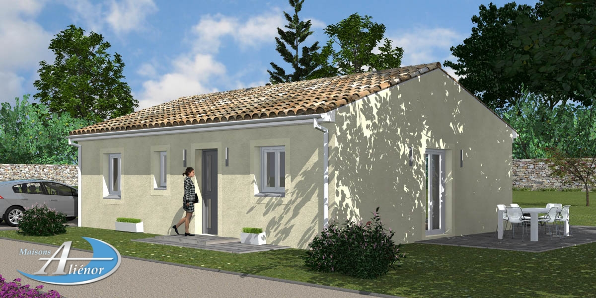 Constructeur de maison traditionel bergegerc construire for Constructeur de maison sarlat