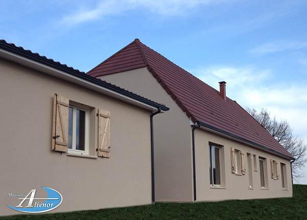 Maison alienor constructeur Dordogne