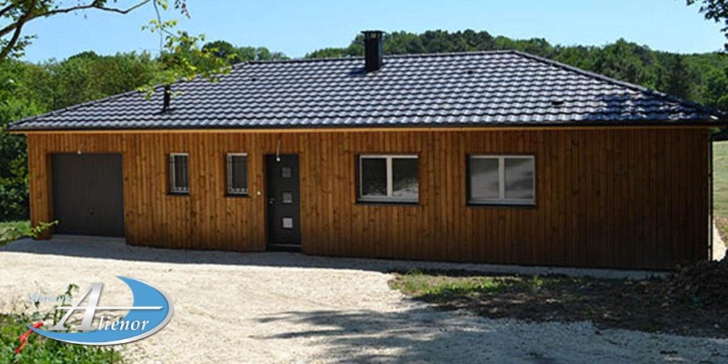 maison a vendre biras_maison av bois biras_maison bois a vendre 10mn de perigueux
