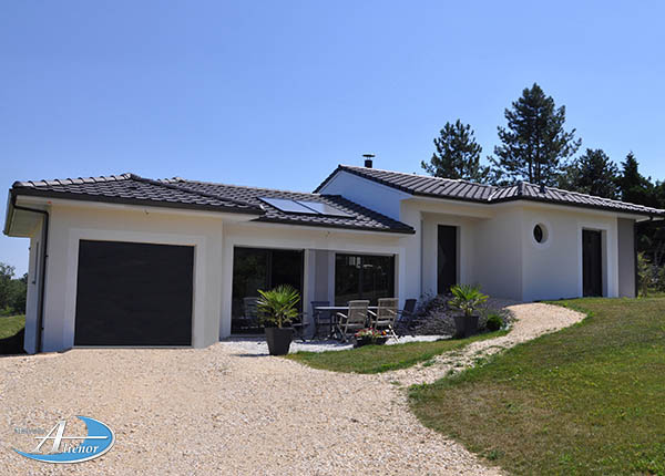 Maison architecte à vendre Ussac