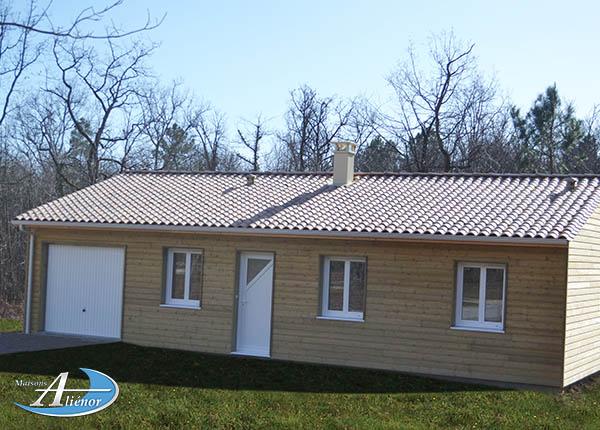 Maison bois à vendre Dordogne