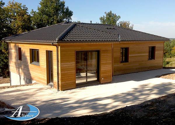 Maison bois igc Bergerac