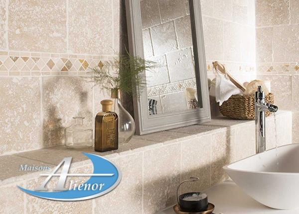 Listels pour salles de bain