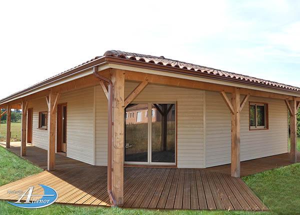 Périgord maison bois constructeur