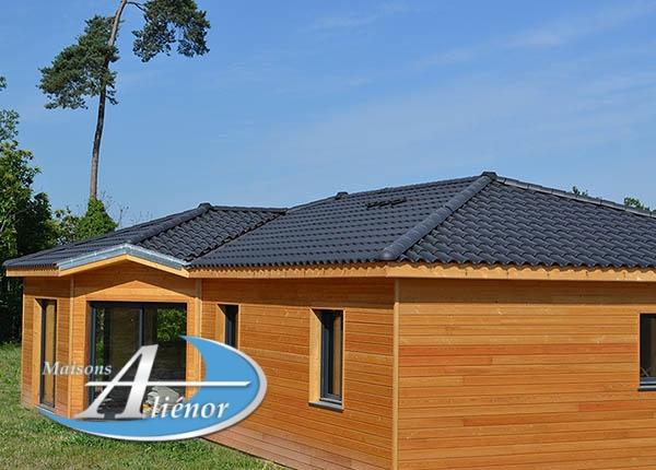 Maison réalisée à Villars (24)