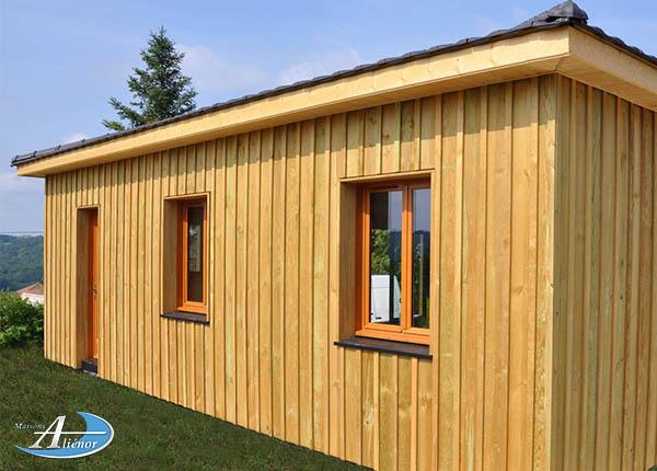 Constructeur maison bois Sarlat