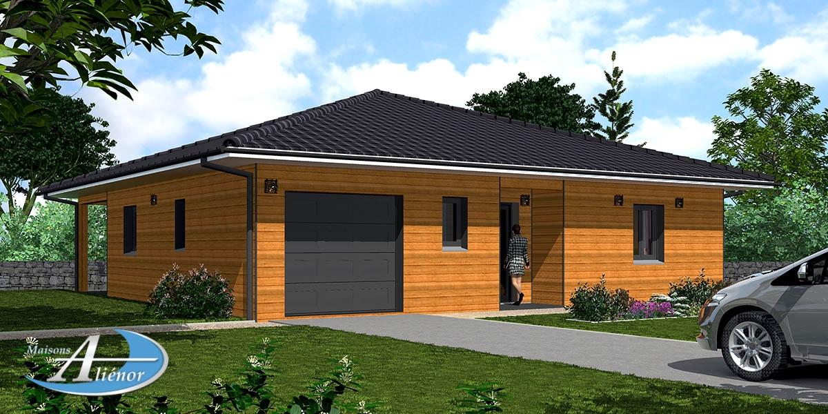 Mod les de construction de maisons maisons ali nor for Constructeur maison individuelle 24000