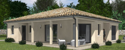 plan maison moderne-construire plan maison moderne-constructeur bergerac maison