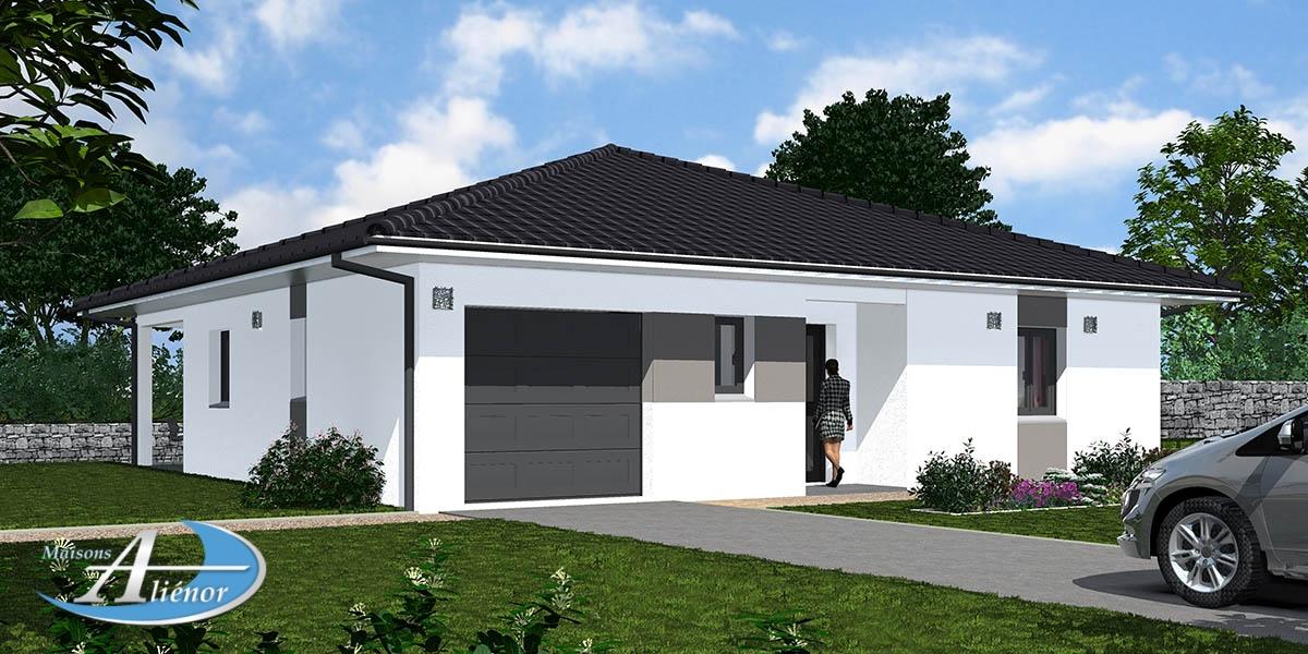 Modèles De Construction De Maisons - Maisons Aliénor