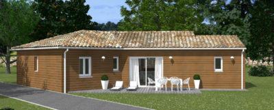 plan maison bois_constructeur de maison bois dordogne_constructeur de maison bois lot