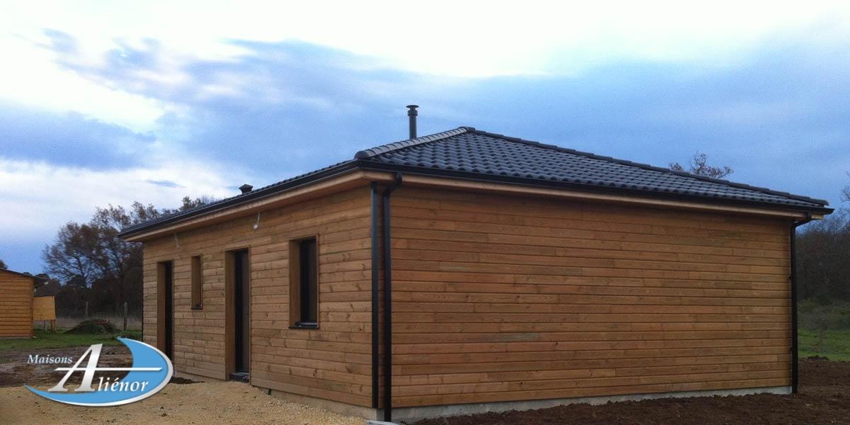 maison bois a vendre domme_construction bois sarlat