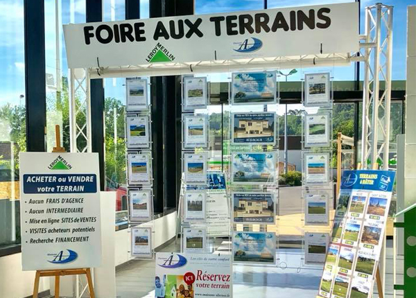 foire-aux-terrains-Leroy-Merlin-Maisons-Aliénor-Périgord-Constructeur-Maisons-Individuelles