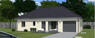 Maison à vendre Ussac