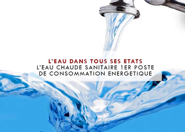 eau chaude sanitaire - Périgord Constructeur - Maisons Individuelle