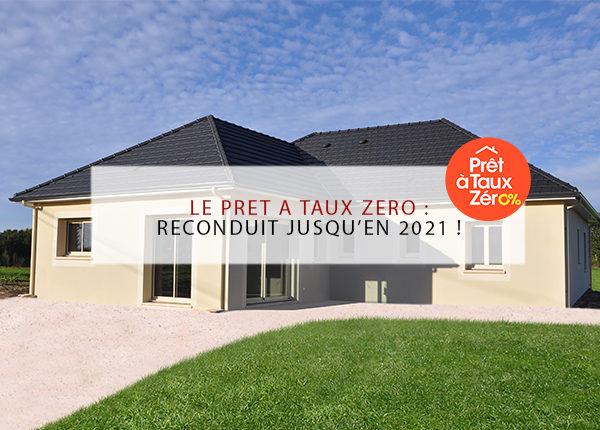 Intérêt - Prêt à Taux Zéro - Périgord - Constructeur - Maison Individuelle