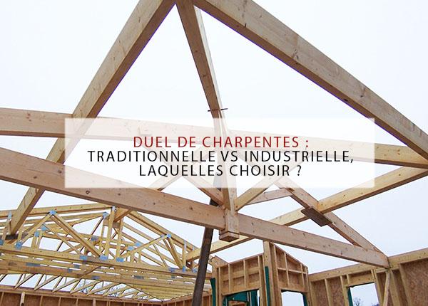 Duel de Charpentes= maisons aliénor constructeur de maisons individuelles périgord