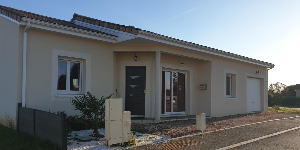 Boulazac - pack terrain + maison
