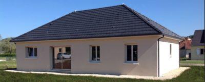 maison toiture noire maisons alienor agence de brive