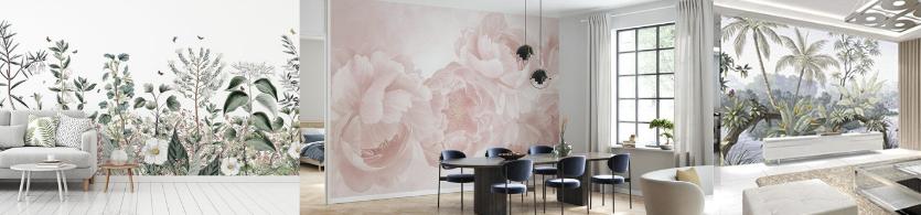 tendance-déco-2021-papier-peint-fleuri-papier-peint-panoramique-constructeur-de-maisons-individuelles-maisons-aliénor-dordogne-périgord-cahors-brive-sarlat-bergerac